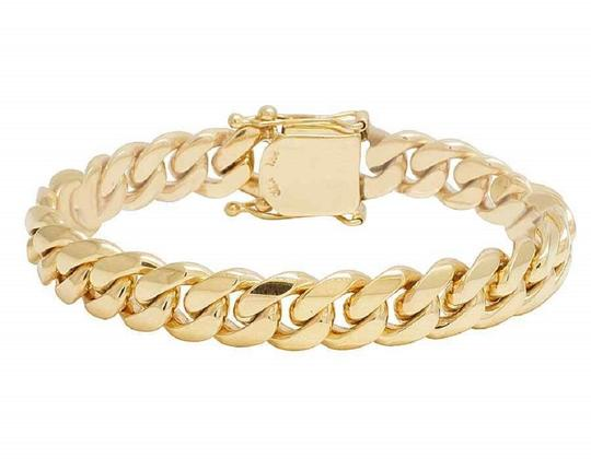 Preload https://img-static.tradesy.com/item/22676259/jewelry-unlimited-yellow-gold-men-s-real-solid-10k-miami-cuban-link-115mm-bracelet-0-0-540-540.jpg