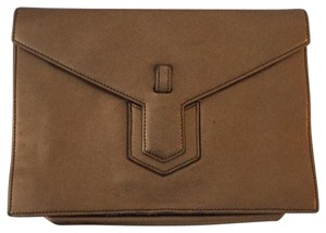 Saint Laurent bronze Clutch