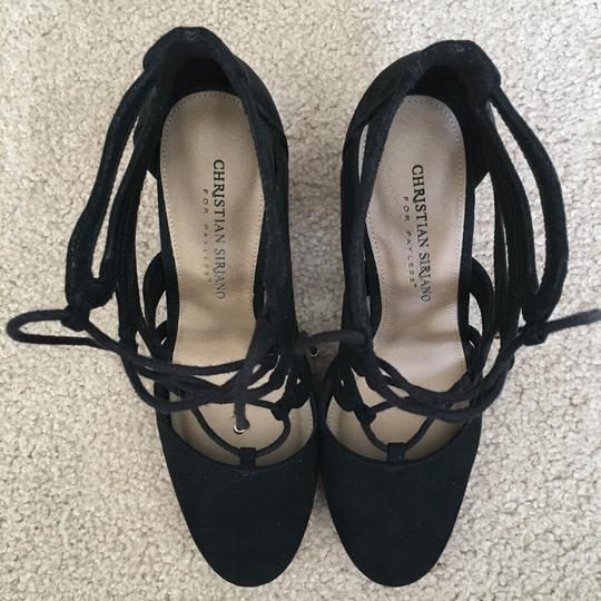 Christian Siriano black Pumps