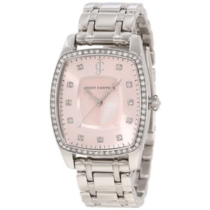 Juicy Couture Juicy Couture Women's Beau Stainless Steel Bracelet Watch