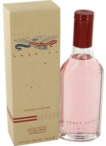 Perry Ellis PERRY ELLIS-AMERICA-FOR WOMEN-EDT-150 ML-MADE IN USA
