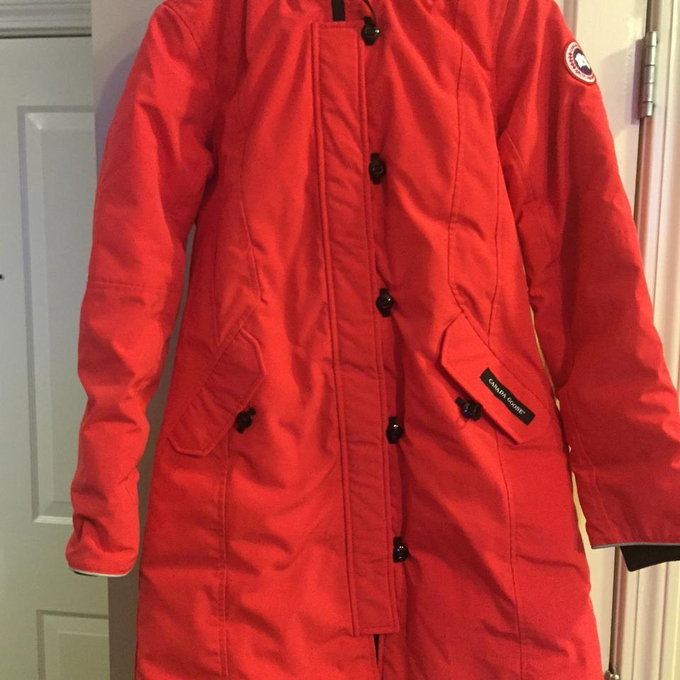 Canada Goose Girls Brittania Parka Xl - fortyninegroup aaf0e06df7