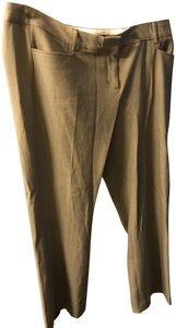 Express Pinstripe Trousers Workwear Business Casual Sophisticated Pants