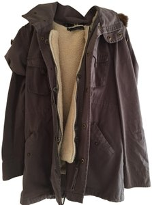 PJK Patterson J. Kincaid Fur Coat