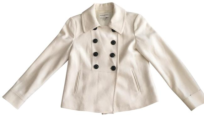 Item - White/Cream Coat Size 8 (M)