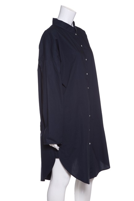 Acne Studios short dress Navy on Tradesy