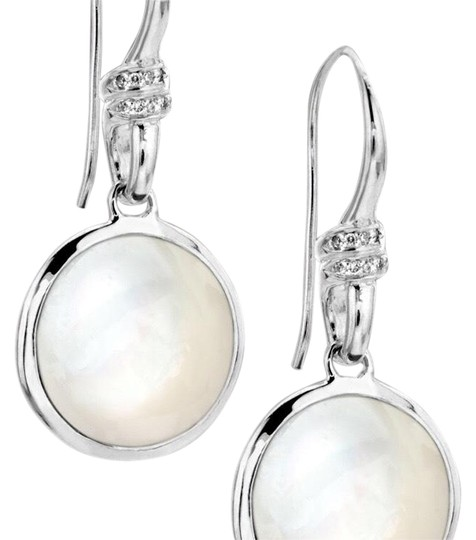 Preload https://img-static.tradesy.com/item/22677435/ippolita-white-mother-of-pearl-diamond-style-number-se478mopcdia1-earrings-0-1-540-540.jpg