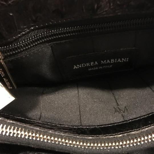 Andrea Mabiani black Clutch