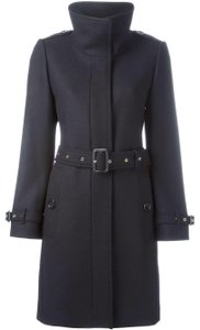 Burberry Gibbsmoore Wool Trench Coat