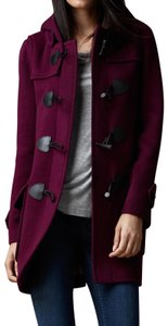 Burberry Duffle Wool Brit Pea Coat