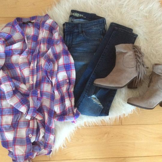 Pink & Pepper Brown / tan Boots