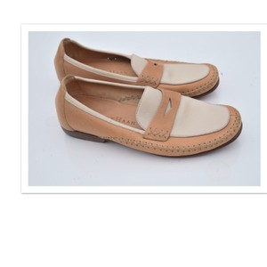 Cole Haan cream/light tan Flats