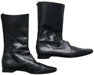 a6d28fc1116c7 Black Manolo Blahnik Boots & Booties - Up to 90% off at Tradesy