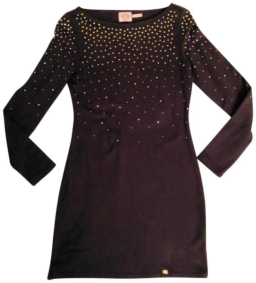 2b76fe5859 Juicy Couture Black Long Sleeve Dress – DACC