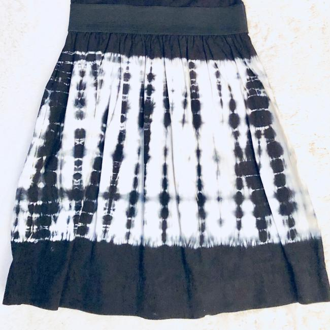 Aqua short dress Black on Tradesy