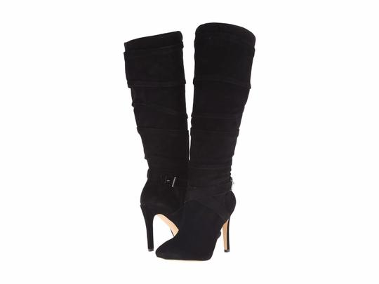Guess Knee-high Suede Black Boots Image 1