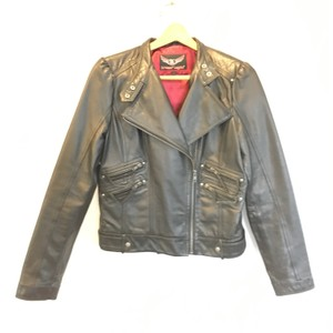 Wilsons Leather Moto Motorcycle Jacket