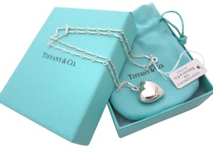 Tiffany & Co. Ziegfeld Collection heart pendant in sterling silver medium