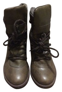 UNIONBAY Dark Green Boots