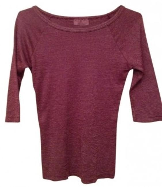 Preload https://item5.tradesy.com/images/michael-stars-burgundy-fits-most-tee-shirt-size-os-one-size-22679-0-0.jpg?width=400&height=650
