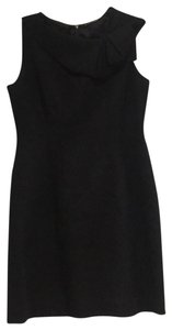Elie Tahari Ruffle Sleeveless Dress