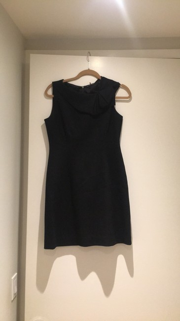 Elie Tahari Ruffle Sleeveless Dress Image 1