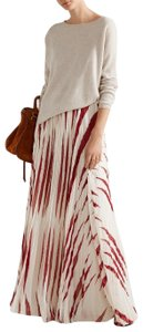 Tory Burch Maxi Skirt Multi