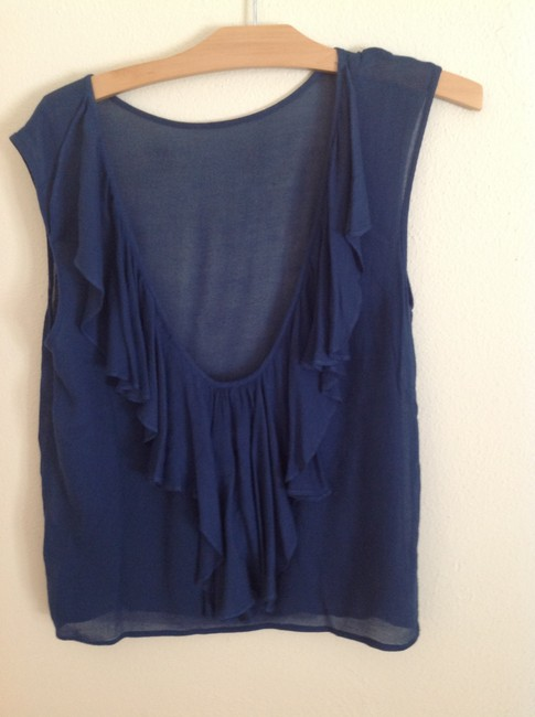 Sam & Lavi Top slate blue