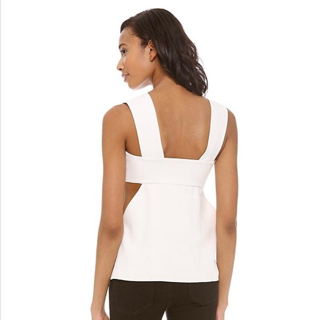 T by Alexander Wang Top white Image 3