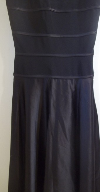 Dave & Johnny Gown Classic Ball Gown Sleeveless Dress Image 6