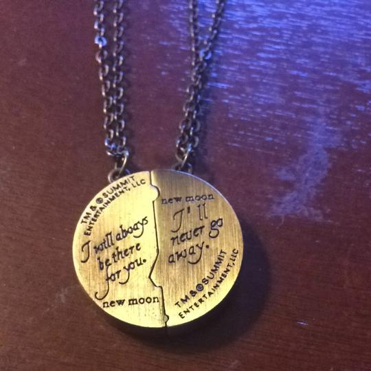 Other Two-part Twilight New moon Necklace