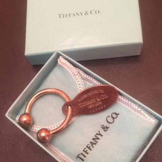 Tiffany & Co. Tiffany & Co. Sterling Please Return to Key Ring with Original Box Image 2