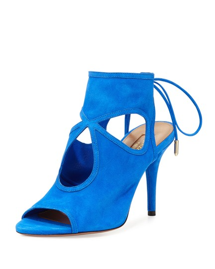 Aquazzura Blue Sandals Image 2