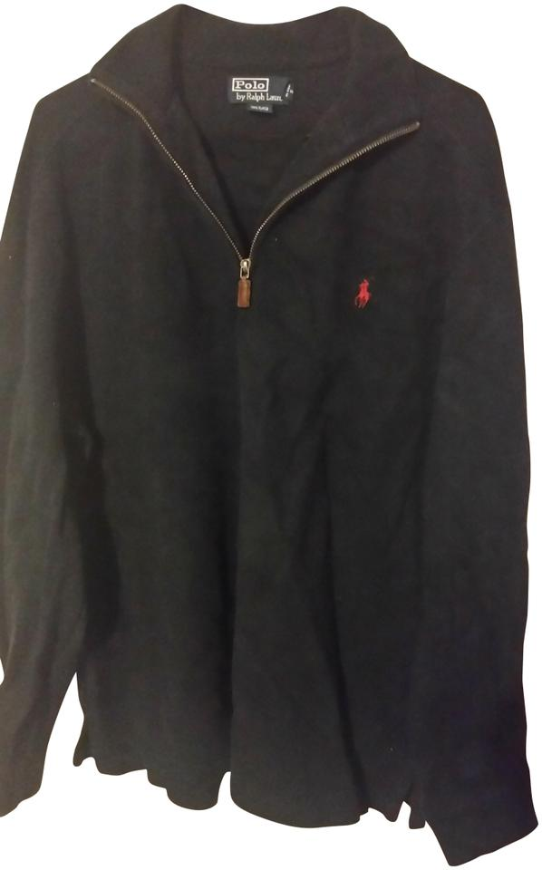 b3277b9dc788c Polo Ralph Lauren Dark Blue Sweater - Tradesy