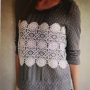 Anthropologie Rare Hard To Find Sweater
