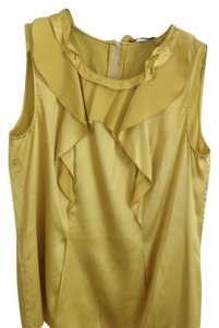 Elie Tahari Top citron