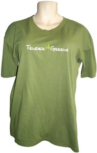 American Apparel Sleeves Pullover 2xl Extra Extra Large T Shirt Green