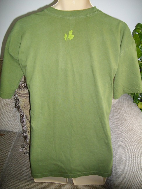 American Apparel Sleeves Pullover 2xl Extra Extra Large T Shirt Green Image 3