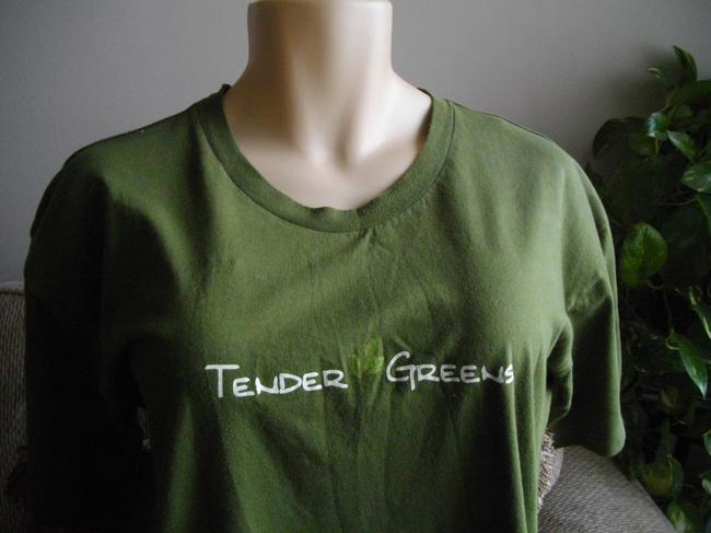 American Apparel Sleeves Pullover 2xl Extra Extra Large T Shirt Green Image 4