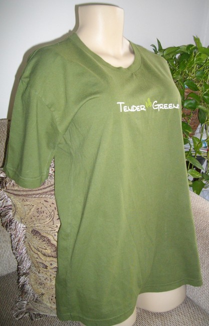 American Apparel Sleeves Pullover 2xl Extra Extra Large T Shirt Green Image 5