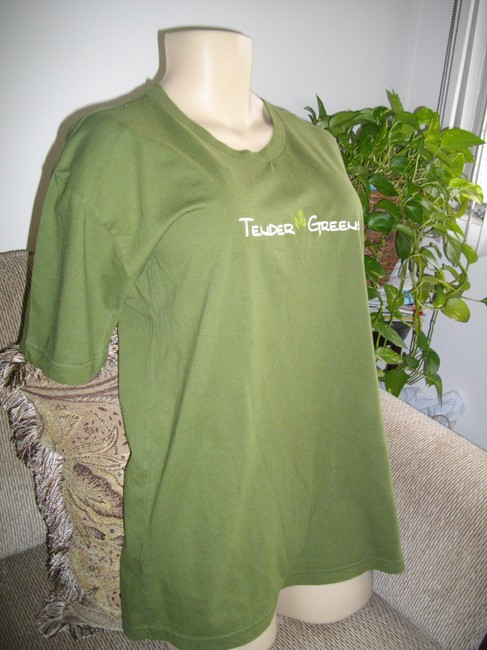 American Apparel Sleeves Pullover 2xl Extra Extra Large T Shirt Green Image 6