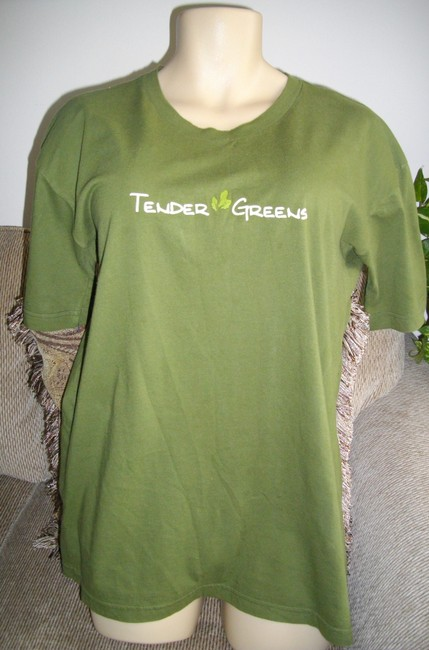 American Apparel Sleeves Pullover 2xl Extra Extra Large T Shirt Green Image 8