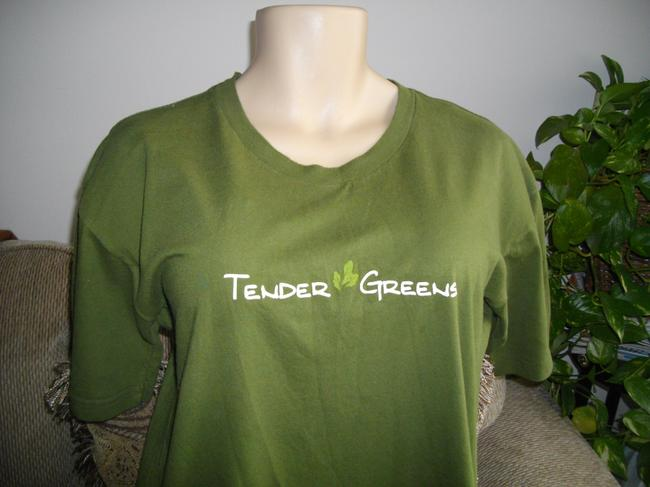 American Apparel Sleeves Pullover 2xl Extra Extra Large T Shirt Green Image 9
