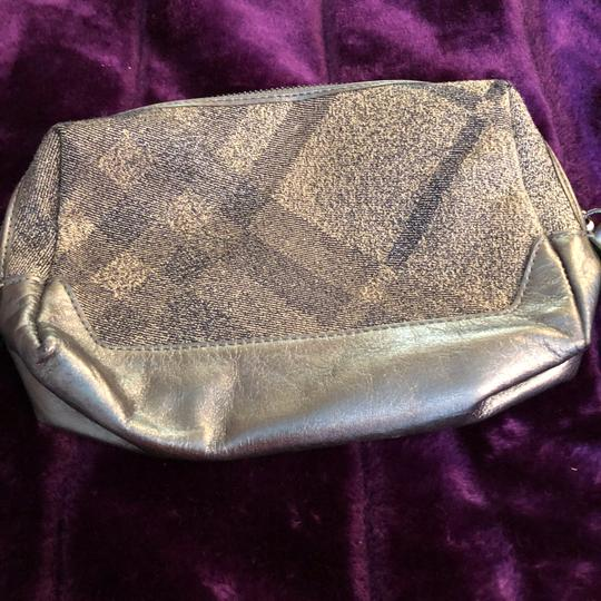 Burberry Wristlet in plaid mix Image 2