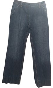 Talbots Relaxed Fit Jeans-Medium Wash