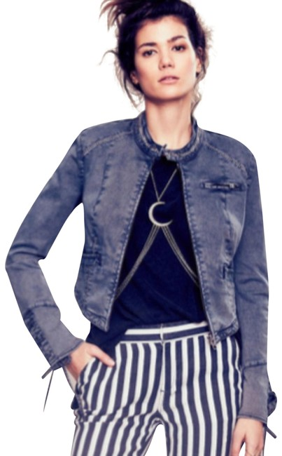 Preload https://img-static.tradesy.com/item/22680416/free-people-bluish-grey-lace-up-twill-motorcycle-jacket-size-4-s-0-1-650-650.jpg