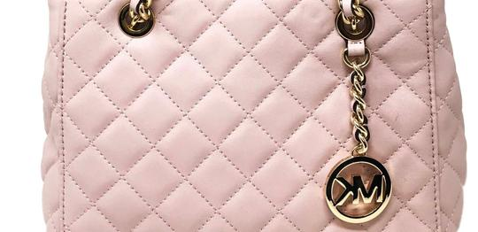 Michael Kors Discounted Tote in Pink Image 6