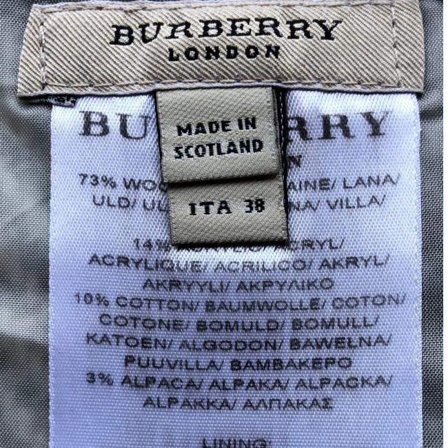 Burberry London Mini Skirt gray Image 4