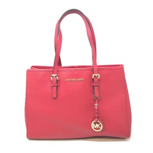 Michael Kors Discounted Tote in Red