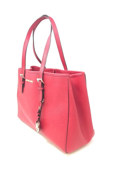 Michael Kors Discounted Tote in Red Image 1